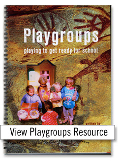 Cover of Playgroups book